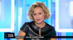 Caroline Roux dans C dans l'Air - 10/10/16 - 40