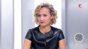 Caroline Roux dans les 4 Vérités - 13/10/16 - 20