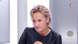 Caroline Roux dans les 4 Vérités - 26/09/16 - 08