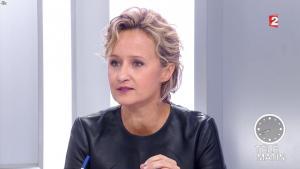 Caroline Roux dans les 4 Vérités - 26/09/16 - 12
