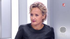Caroline Roux dans les 4 Vérités - 26/09/16 - 25