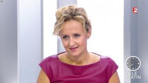 Caroline Roux dans les 4 Verites - 29/09/16 - 01