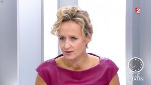 Caroline Roux dans les 4 Vérités - 29/09/16 - 02
