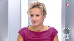 Caroline Roux dans les 4 Vérités - 29/09/16 - 03