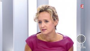 Caroline Roux dans les 4 Vérités - 29/09/16 - 08