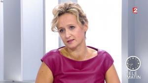 Caroline Roux dans les 4 Vérités - 29/09/16 - 25