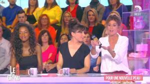 Hapsatou Sy et Caroline Ithurbide dans le Grand 8 - 08/10/15 - 06