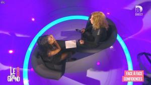 Hapsatou Sy et Lara Fabian dans le Grand 8 - 05/11/15 - 15