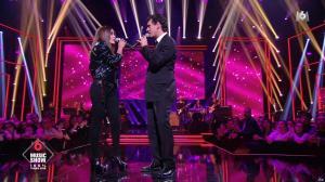 Jenifer Bartoli dans M6 Music Show - 07/09/16 - 02