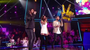 Jenifer Bartoli dans The Voice - 01/10/16 - 01