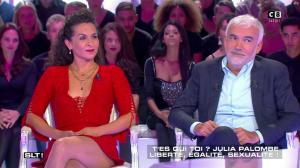 Julia Palombe dans Salut les Terriens - 17/09/16 - 04
