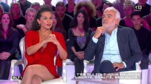 Julia Palombe dans Salut les Terriens - 17/09/16 - 05