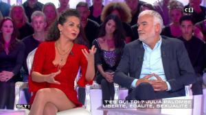 Julia Palombe dans Salut les Terriens - 17/09/16 - 10