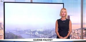 Karine Fauvet à la Météo - 19/09/16 - 03