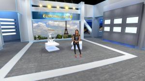 Karine Ferri dans Euro Millions - 02/09/16 - 02