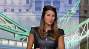 Karine Ferri dans Euro Millions - 02/09/16 - 05