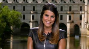 Karine Ferri dans Euro Millions - 02/09/16 - 09