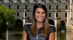 Karine Ferri dans Euro Millions - 02/09/16 - 10