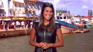 Karine Ferri dans My Million - 02/09/16 - 01