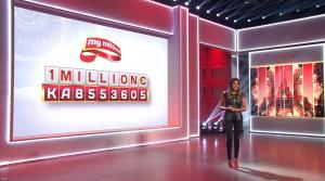 Karine Ferri dans My Million - 02/09/16 - 05