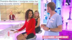 Laurence Ferrari, Aïda Touihri et Elisabeth Bost dans le Grand 8 - 05/11/15 - 12