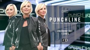 Laurence Ferrari dans une Bande-Annonce de Punchline - 02/10/16 - 02