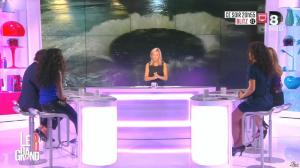 Laurence Ferrari, Hapsatou Sy et Aida Touihri dans le Grand 8 - 05/10/15 - 02