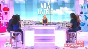 Laurence Ferrari, Hapsatou Sy et Aida Touihri dans le Grand 8 - 05/10/15 - 11