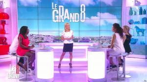 Laurence Ferrari et Hapsatou Sy dans le Grand 8 - 13/05/16 - 04