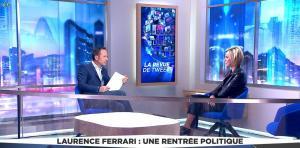 Laurence Ferrari dans la Médiasphère - 07/10/16 - 02