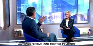 Laurence Ferrari dans la Médiasphère - 07/10/16 - 14