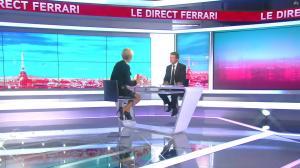 Laurence Ferrari dans le Direct Ferrari - 19/09/16 - 01