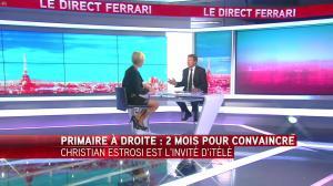 Laurence Ferrari dans le Direct Ferrari - 19/09/16 - 21