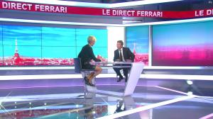 Laurence Ferrari dans le Direct Ferrari - 19/09/16 - 26