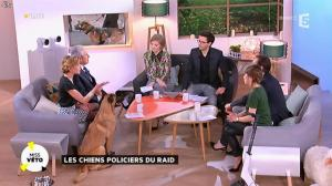 Mélanie Taravant dans la Quotidienne - 03/02/16 - 01
