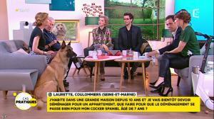 Mélanie Taravant dans la Quotidienne - 03/02/16 - 02