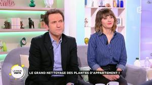 Mélanie Taravant dans la Quotidienne - 04/03/16 - 01
