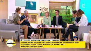 Mélanie Taravant dans la Quotidienne - 07/03/16 - 01