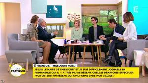 Mélanie Taravant dans la Quotidienne - 07/03/16 - 02