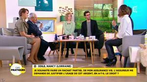 Mélanie Taravant dans la Quotidienne - 07/03/16 - 04