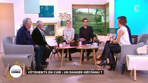 Mélanie Taravant dans la Quotidienne - 08/01/16 - 01