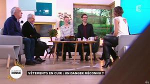 Mélanie Taravant dans la Quotidienne - 08/01/16 - 02