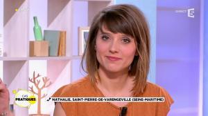 Mélanie Taravant dans la Quotidienne - 10/03/16 - 02