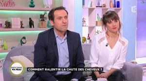 Mélanie Taravant dans la Quotidienne - 18/01/16 - 01
