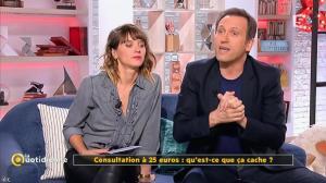 Mélanie Taravant dans la Quotidienne - 19/09/16 - 02