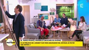 Mélanie Taravant dans la Quotidienne - 22/10/15 - 05