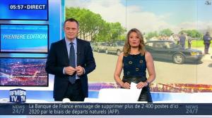 Pascale De La Tour Du Pin dans Premiere Edition - 01/07/16 - 04