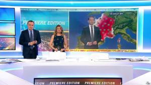 Pascale De La Tour Du Pin dans Première Edition - 01/07/16 - 05