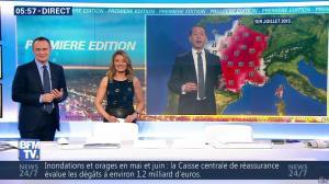 Pascale De La Tour Du Pin dans Premiere Edition - 01/07/16 - 06