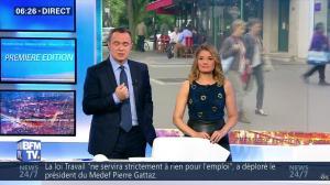 Pascale De La Tour Du Pin dans Premiere Edition - 01/07/16 - 10